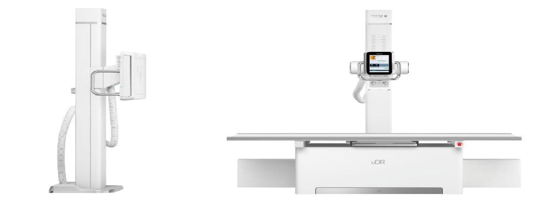 Advances in radiography – modern imaging system uDR 596i